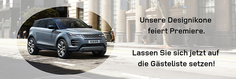 Der neue Range Rover Evoque - Preview